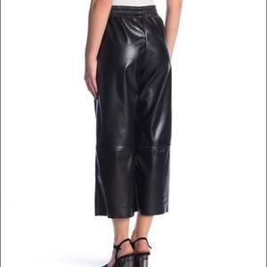 Pants - Know.one.cares faux leather pants